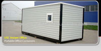 Prefabricated container office cabin