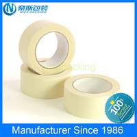 Wholesale hot sale heat resistant automotive masking tape for car