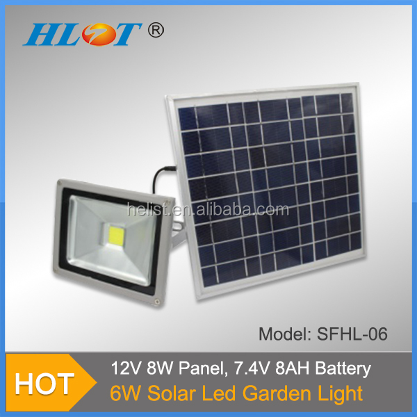 Smart Lighting Outdoor Solar Led Dusk To Dawn Flood Light With Timer