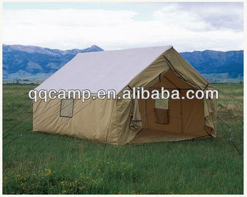 Waterproof 4*5M PVC fabric tent cabana tent cotton wall tent