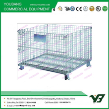 Youbang Heavy duty folding steel storage cage