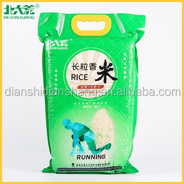Fresh Jasmine Chinese Long Grain Parboiled Rice 4kg Per Bag With Reliable Quality
