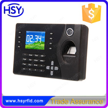 Fingerprint System Time Attendance Software with USB Download