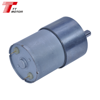 37mm 10kg.cm rated torque high torque 12V DC gear motor with encoders