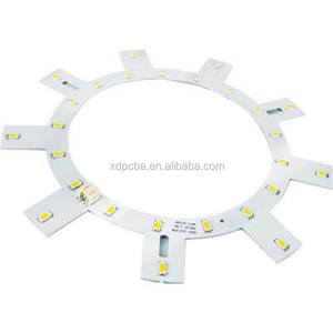 aluminum base PCB with led high quality led aluminum base PCB Cheaper led aluminum PCB board