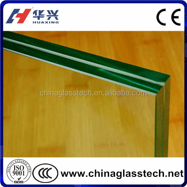 hurricane Resistance flat and curved bullet proof glass price