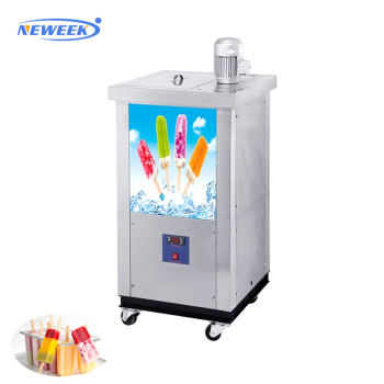 NEWEEK commercial for snake shop ice cream stick making machine