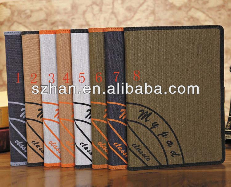 New Luxury Archaize Book Style Leather Case For ipad 5 ipad air
