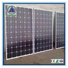 Hot sale High quality 250W monocrystalline solar panels all black
