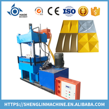 Hot Sale Decorative 3D Metal Wall Panel Roll Forming Making Machine Price
