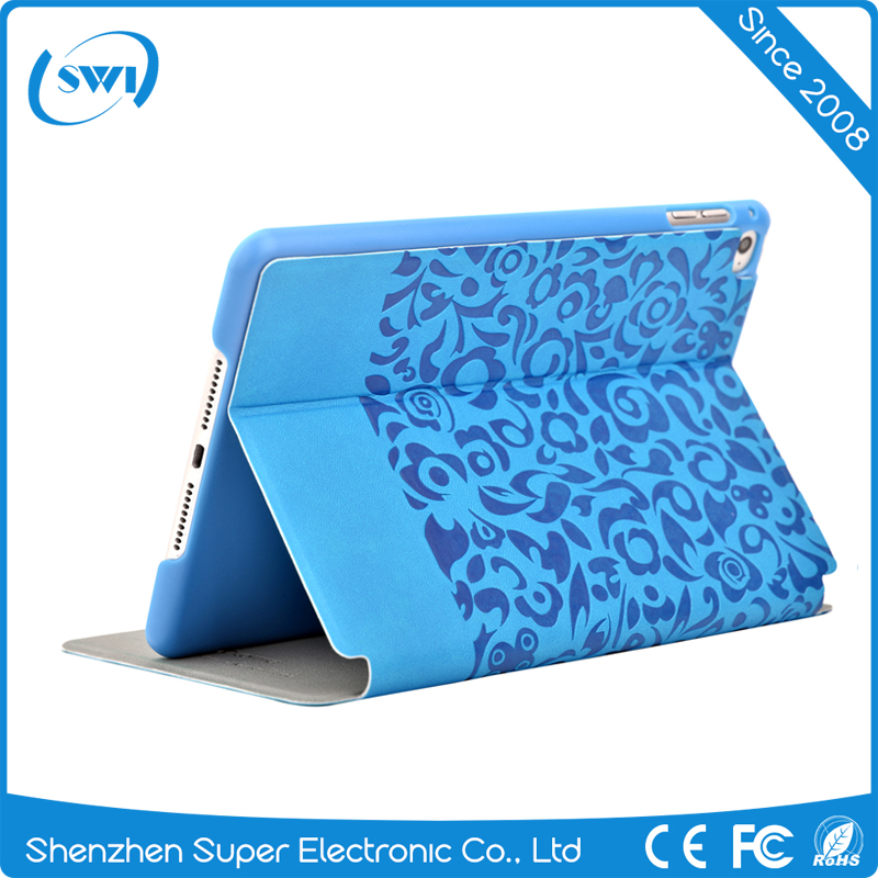 Factory Price TPU PC Leather Protective Cover Cases Stand For iPad Mini 4 From China Suppliers