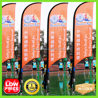 Outdoor Flex Roadside Sports Advertising Banner