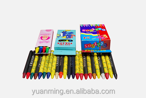 Colorful Crayon Set Wax Color Crayon Crayon Pen