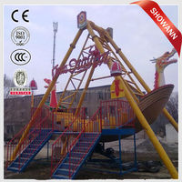 Popular Model Amusement Park Rides Pirate Ship for Sale