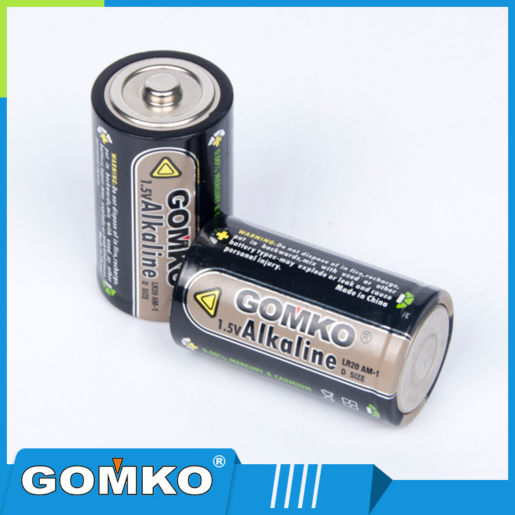 1.5v primary dry batteries with 9000mAh capacity