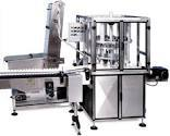 Vial Plastic Glass Bottle Filling Capping Machine