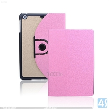 Wholesale PU Leather Stand 360 Rotating Case for iPad mini/ iPad mini 2/3