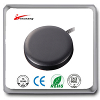 (Manufactory)High quality low price car Navigation 1575.24mhz gsm+gps combined antenna