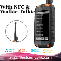 "S19 Rugged phone 4.0"" inches walkie-Talkie waterproof smartphone with GPS 1G+4G Quad Core MTK6589 NFC android phone"