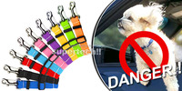 Adjustable Car Vehicle Safety Harness Lead dog pet seat belt