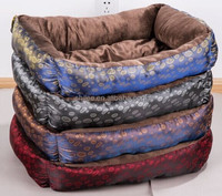 China Professional manufacture Pet dog bed factory