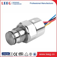 China flush diaphragm pressure level transmitter