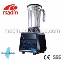 Heavy Duty Commercial Blender with stainless steel jar