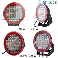 Factory Wholesale best Oem Combo Beam 60W 12V 24V front Offroad Led Work Light for truck