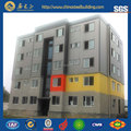 Low Cost Multi-story Structural Steel Prefabricated Apartment Building
