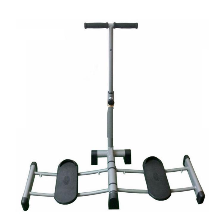 Moda perna instrutor de fitness, equipamento do exercício de perna magro para venda