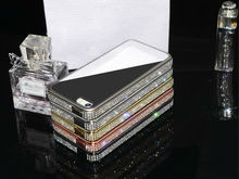 for iphone5 shining 18k full diamond protective case