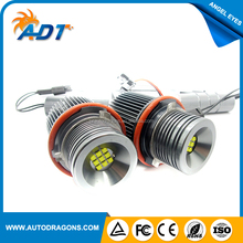 Long life reliability Xenon white high power 45w led headlight bulb angel eyes