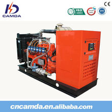 biogas generator 50KW/ natural gas generator50KW/ biomass power plant 60Hz