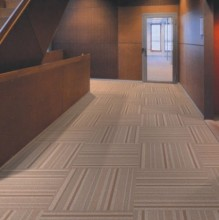 Decorative Soundproof Thick Removable 60x60 Floor Carpet Tiles
