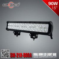 USA CREE Dual Row LED Light Bar 10