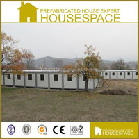 Recycled Assemble and Disassemble Container House/Movable Home