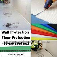 PP Floor Protection Sheet, Wall Protection Sheet