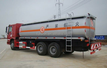 Good quality 6x4 Customized oil tanker vessel for sale
