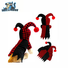 Attractive Red and Black Like Large Ant Halloween Costumes for Dogs