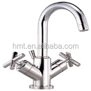 chromed Plated Single Lever Upc Basin Faucet China