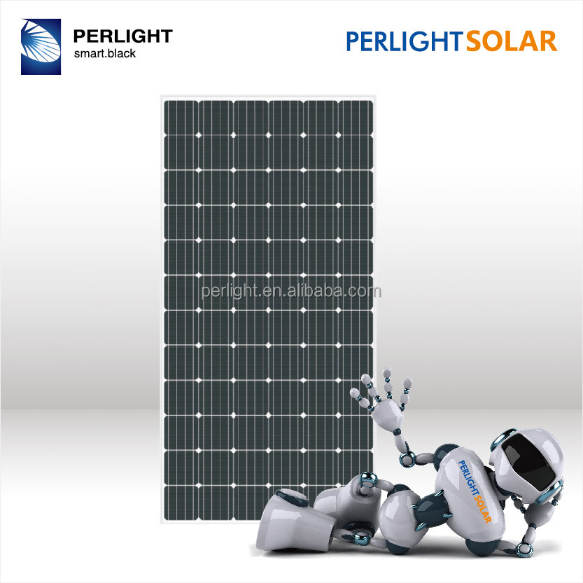 Perlight Top Quality Cheap Cost Mono 300W Solar Panels Energy