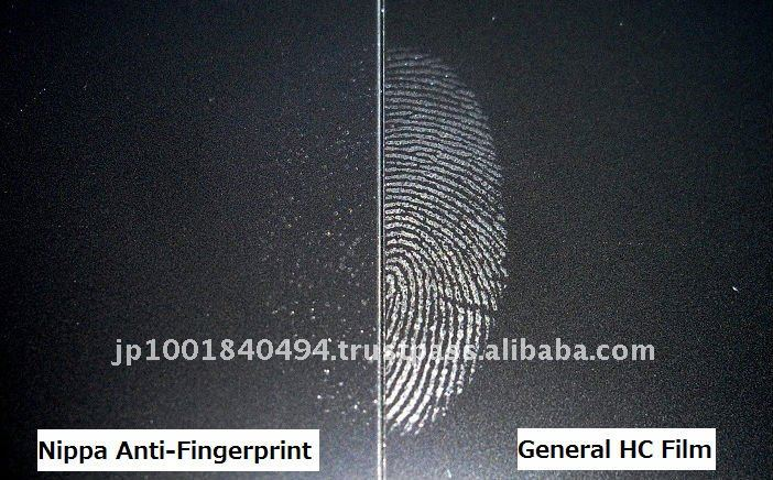 New Products for 2013 PET Anti Fingerprint Anti Scratic Protective Film for Mobile Phone