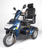 Well Sale 24V 1200W electric mobility scooter three 3 wheel electro tricycle mobility scooter for adults