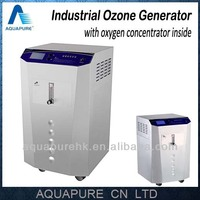 8~28g corona ozone generator with Medical Oxygen Concentrator