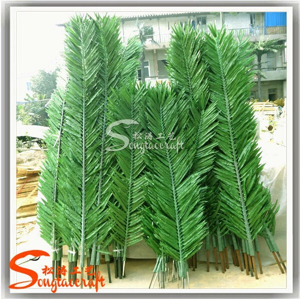 Gold Supplier The Green Leaves Name Artificial Palm Leaves In India