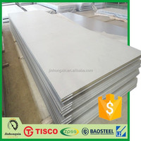 Factory price competitive TISCO plate steel 300 series stainless steel 316l sheets profile