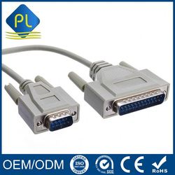 Best Quality Svg Vga Input Cable Db25 Male To Db9 Male