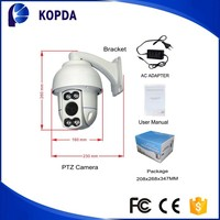 Signal model PAL/NTSC digital ip camera