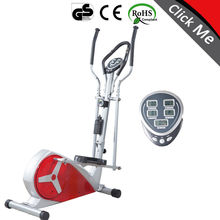 Indoor elliptical bike with wheels 8115B / pulse fitness equipment