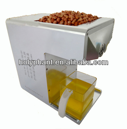 Stainless Steel / Mini Oil Mill For home